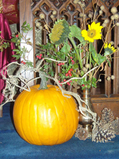 Harvest Festival Service