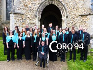 """Music for a Summer's Evening with """"Coro 94"""""""